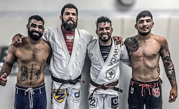Após suspensão de Marcelo Garcia, 'bad boys' vão competir Mundial da IBJJF por outra academia; saiba