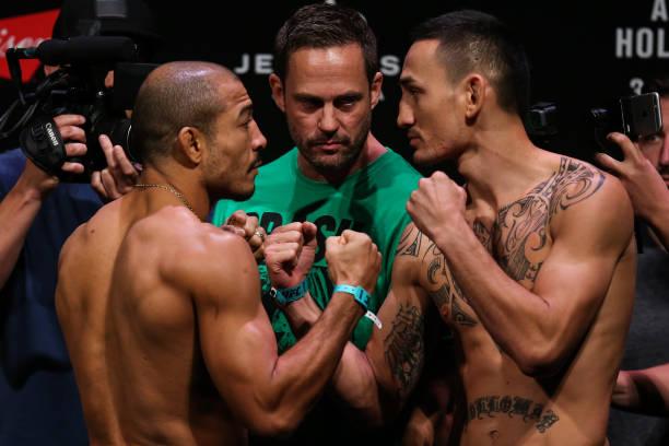 José Aldo tenta manter reinado dos penas contra Holloway e lidera card do UFC 212, no Rio; resultados aqui