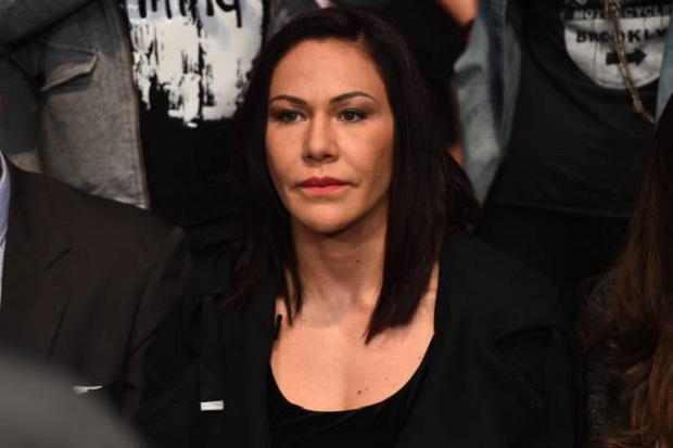 Cris Cyborg se declarou inocente no caso envolvendo confusão com Angela Magaña (Foto Getty Images)