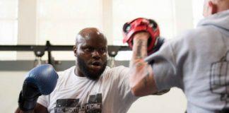 Derrick Lewis é visto como favorito em duelo contra Mark Hunt no UFC Fight Night 110 (Foto Getty Images)