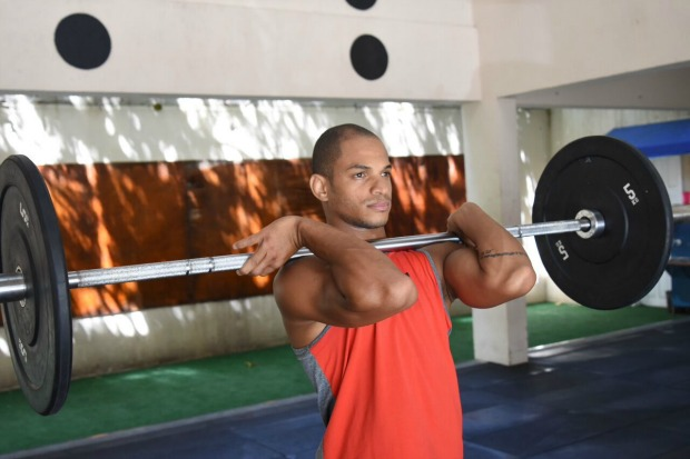 Coluna Treinamento Desportivo: a mobilidade de ombro para o Levantamento de Peso Olímpico