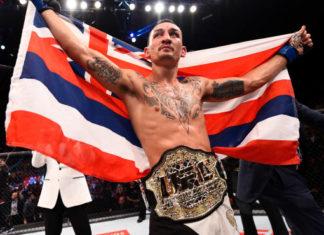 Holloway está fora da luta contra Frankie Edgar no UFC 222 (Foto Getty Images / UFC)