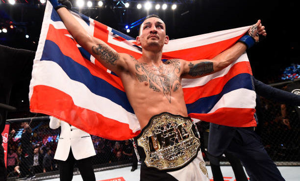 Holloway está fora da luta contra Frankie Edgar no UFC 222 (Foto Getty Images / UFC)