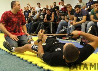 Em seu novo artigo, Ítallo Vilardo fala sobre os tipos de preparação física (Foto TATAME)