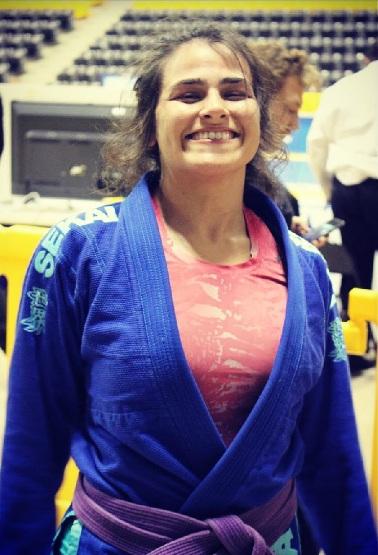 Jessica Guedry venceu diversas oponentes em sua campanha na categoria e no absoluto (Foto Reprodução)