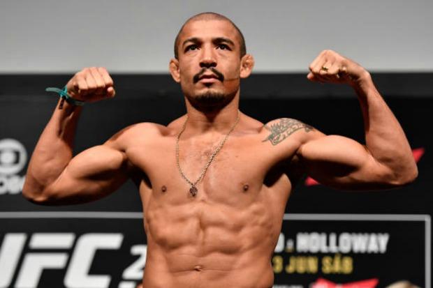 José Aldo se pronunciou e revelou que vai voltar a lutar (Foto Getty Images)
