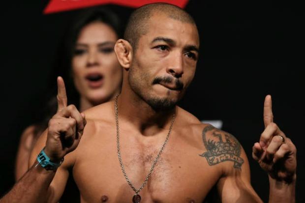 José Aldo é considerado favorito nas bolsas de apostas para luta contra Holloway no UFC 212