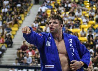 Marcus Buchecha agora soma 10 mundiais conquistados na faixa-preta (Foto FloGrapping)