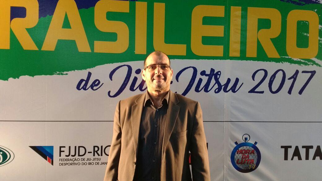 Mestre Sylvio Behring realizará curso para Instrutores de Defesa Pessoal neste sábado (29), no Rio