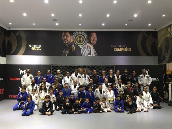 Membros de equipe da Zona Oeste do Rio exaltam premiações do ranking da FJJD-Rio e CBJJD; confira