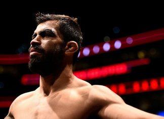 Elizeu Capoeira buscará sexta vitória consecutiva, desta vez contra Belal Muhammad (Foto: UFC)