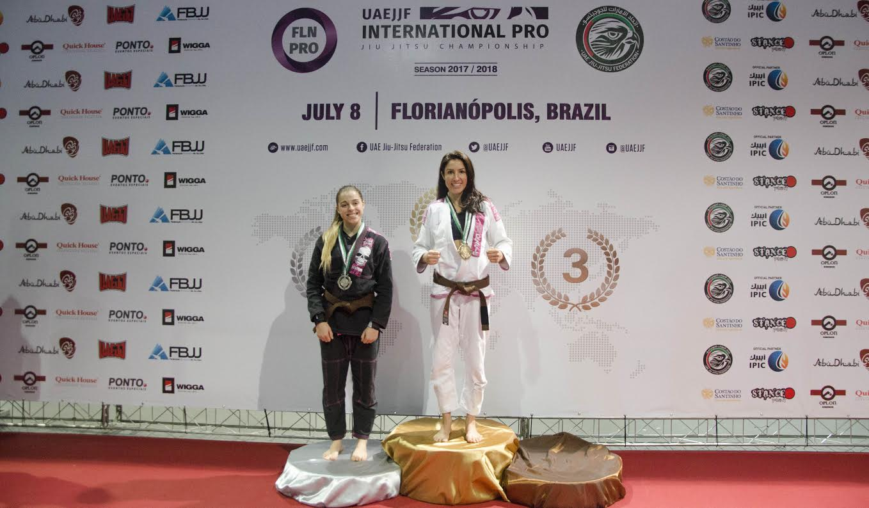 International Pro de Florianópolis é sucesso de público e apresenta um Jiu-Jitsu de alto nível