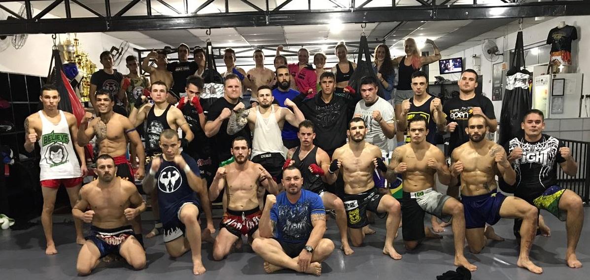 Em dez anos, Thai Gaspar Team teve lutador no UFC e líder enfatiza lema: 'Formar campeões'