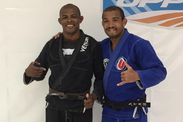 José Aldo está inscrito no Internacional de Masters da IBJJF, em julho (Foto: Reprodução)