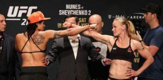 Amanda Nunes fará segunda defesa de título em revanche contra Shevchenko (Foto: Getty Images)