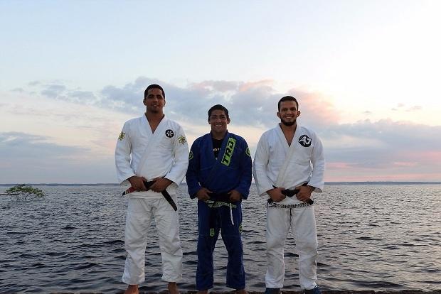 Três amazonenses de destaque serão atrações da Copa Podio, em 12 de agosto (Foto: Lorena Furtado)