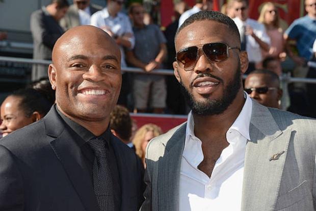 Jon Jones revelou conselhos de Anderson Silva para luta com Cormier no UFC 214 (Foto: Getty Images)