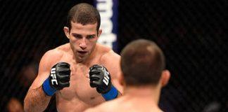 Augusto Tanquinho vem de derrota para Sterling em sua última luta (Foto: Getty Images)