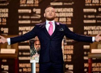 Conor McGregor receberá quantia milionária em duelo contra Floyd Mayweather (Foto: Getty Images)