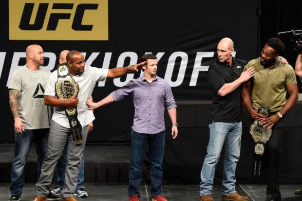 Cormier poderá 'vingar' derrota para Jon Jones no próximo dia 29, pelo UFC 214 (Foto: Getty Images)