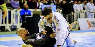 Erberth Santos faturou o absoluto no BH Open ao vencer Dimitrius (Foto: No Tatame/IBJJF)