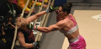 Gabi Garcia retorna ao MMA em duelo remarcado contra a japonesa Kandori (Foto Getty Images)