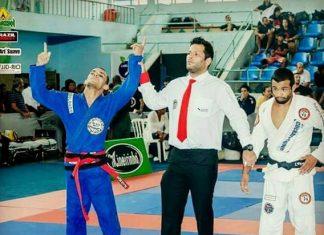Josuel, da Game Fight, está na briga pela disputa do ranking da FJJD-RIO (Foto: Divulgação)