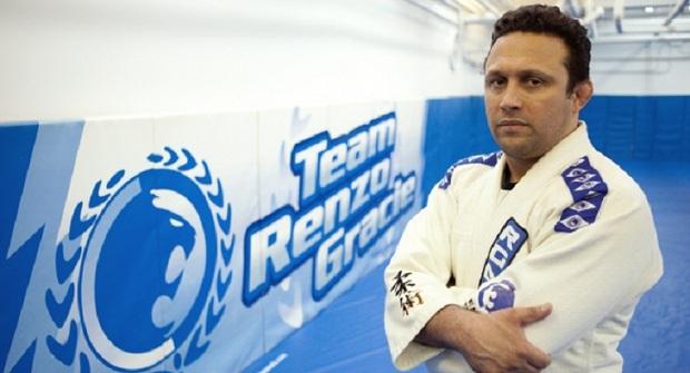 Renzo Gracie vai enfrentar o japonês Sanae Kikuta em superluta no ADCC 2017 (Foto: Divulgação)