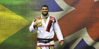 Ricardo Evangelista terá pela frente o duro Gabriel Lucas no card do ACB Jiu-Jitsu 10 (Foto: UAEJJF)