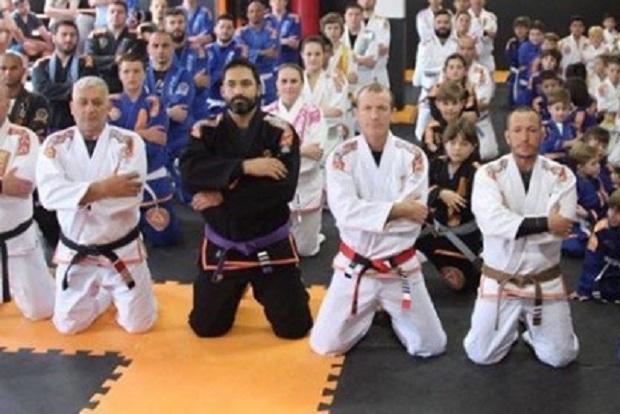 Mestre Rilion Gracie vai ministrar seminário de artes marciais em Niterói (RJ) (Foto: Divulgação)