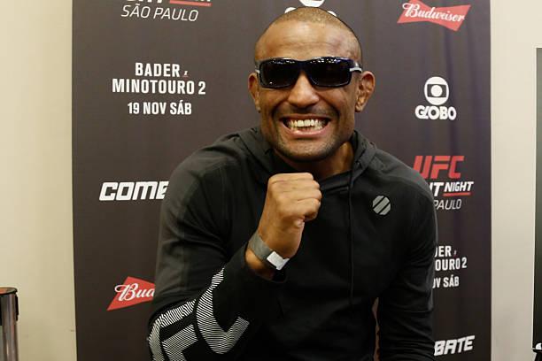 Serginho Moraes será um dos brasileiros em ação no UFC Fight Night 116 (Foto: Getty Images)