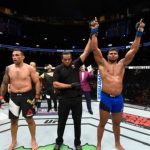Alistair Overeem Fabrício Werdum (Foto: Getty Images)