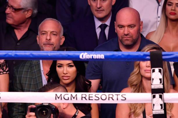 Vídeo: Dana White comenta performance de McGregor contra Mayweather e diz: 'Orgulhoso'