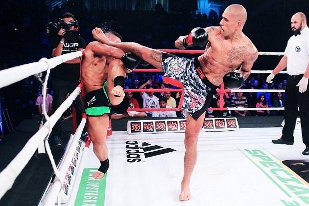 WGP volta a Guarapuava para edição 40 com defesa de cinturão de Alex Pereira e recomeço de Falcão