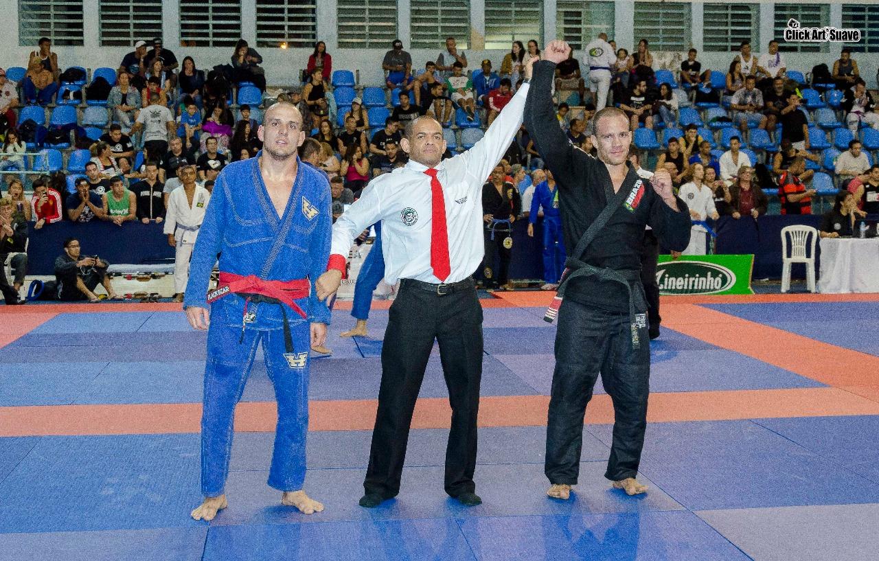 Campeão do absoluto master 1 no Troféu Rio exalta a FJJD-Rio: 'Mais atrativa do Brasil'; veja