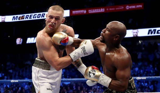 Em luta histórica, Mayweather bate McGregor por nocaute técnico e aumenta recorde; resultados