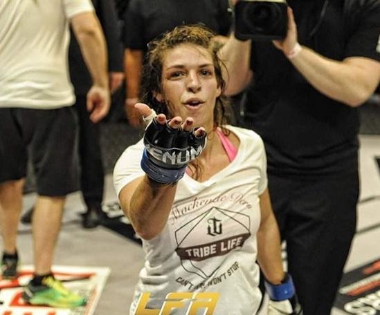 Mackenzie diz que 'odeia' treinar MMA e revela conversas com UFC: 'Me veem como um bom investimento'