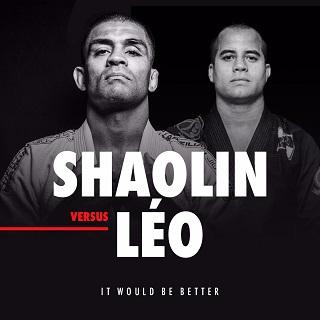 Shaolin inicia 'campanha' para luta contra Léo Vieira no ADCC 2017: 'Botem o Sonnen com outro'; saiba
