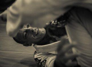 Luiz Dias falou sobre a postura do atleta em um treinamento (Foto: Ilan Pellenberg)