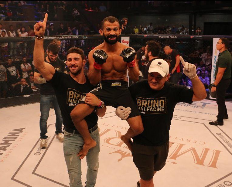 Shooto Brasil 74 coroa astros do Jiu-Jitsu, veterano e novos campeões na inauguração da Upper Arena;