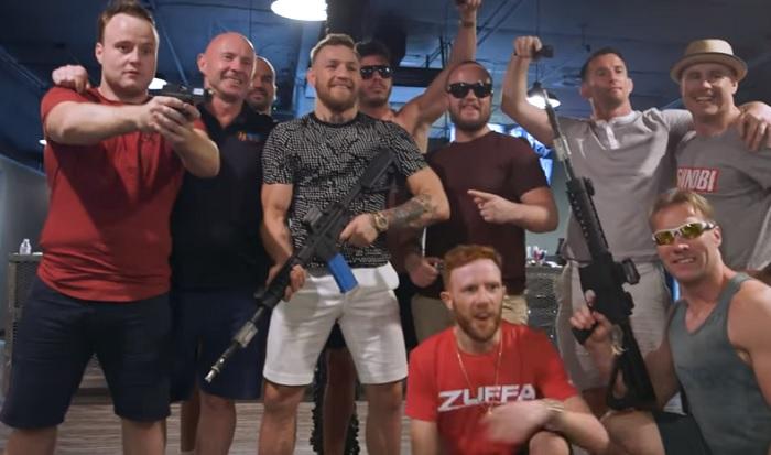 Vídeo: primeiro episódio de série do UFC traz os bastidores do duelo entre Mayweather e McGregor; veja