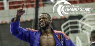 Alan Finfou falou sobre o tema do Jiu-Jitsu força x técnica e de treinos (Foto: UAEJJF)