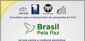 Evento Brasil Pela Paz será realizado nesta segunda-feira (21), em Niterói (Foto: Divulgação)