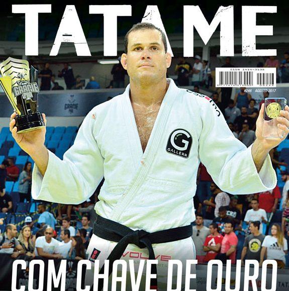 TATAME #246: coberturas completas do Gracie Pro e do Mundial, Roger Gracie, perfil Rudson Mateus e mais