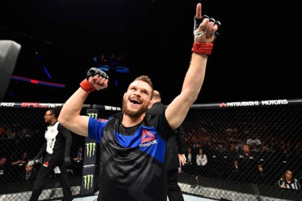 Dustin Ortiz foi um dos destaques do UFC México ao nocautear adversário em 15 segundos (Foto: Getty Images)