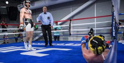Parceiro de sparring de McGregor comenta polêmica com Malignaggi e diz: 'Orgulho ficou ferido'; veja