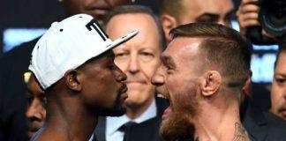Floyd Mayweather e Conor McGregor farão confronto histórico e milionário (Foto: Getty Images)