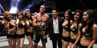 Após saída do Jiu-Jitsu, Roger Gracie anunciou sua aposentadoria do MMA (Foto: ONE Championship)