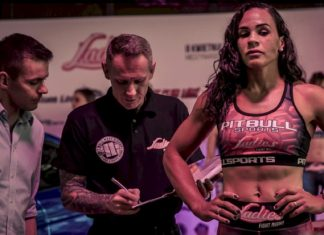 Talita Oliveira fará sua estreia pelo Ultimate contra a experiente Marion Reneau (Foto: Divulgação)
