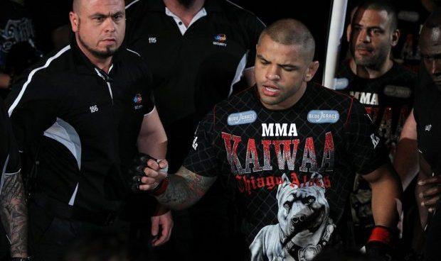 Thiago Pitbull sai do UFC Pittsburgh e Mike Perry ganha novo adversário; saiba